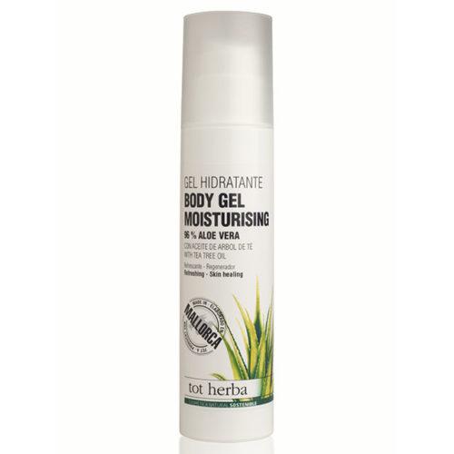 gel corporal tot herba moisturising