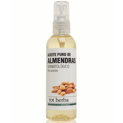Aceite dermatológico almendras tot herba