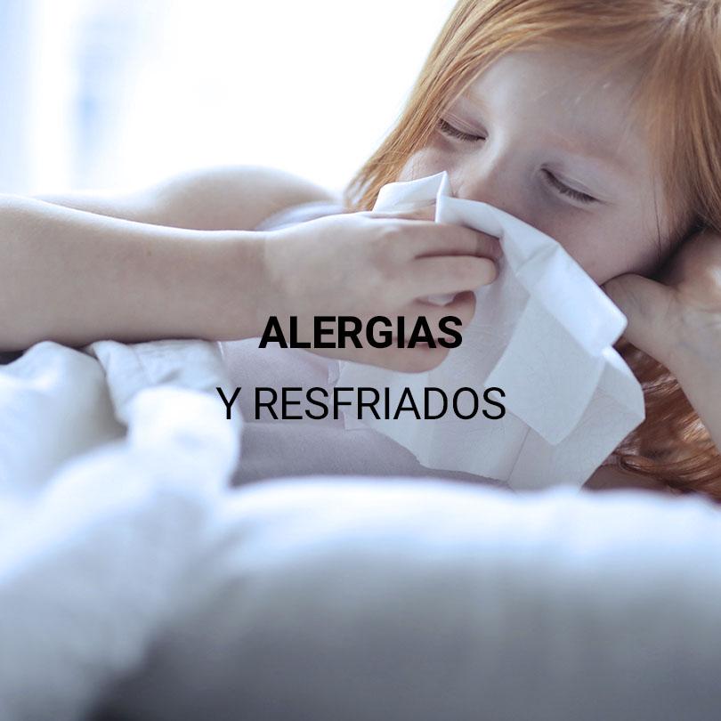 alergias y resfriados